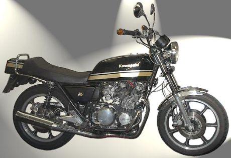 Kawasaki Kzj